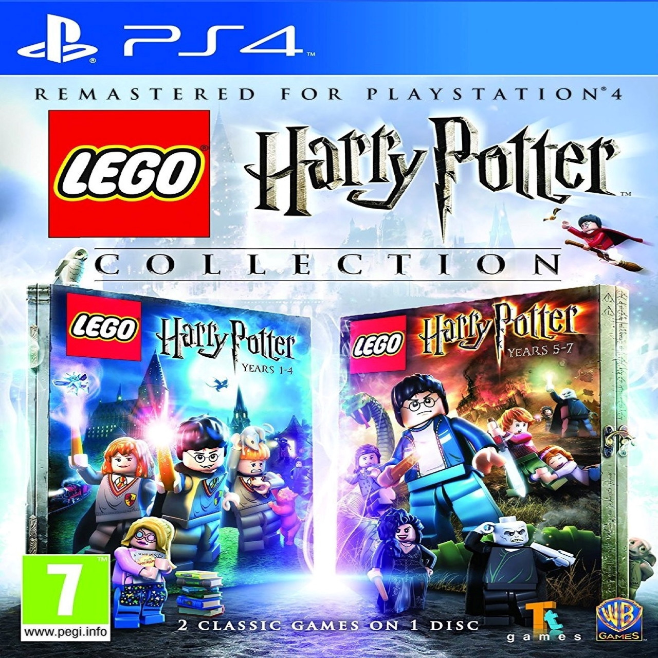 Lego Harry Potter Collection PS4 ENG