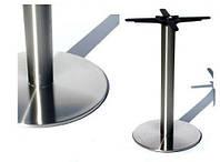 Опора для стола SSR201/73 нержавеющая сталь. Подстолья для столов из нержавейки