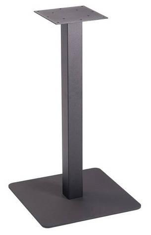 Основания для стола Милано СОФТ 400/SQ60. Опора для стола. База для стола. Основа для стола. Подстолье., фото 2