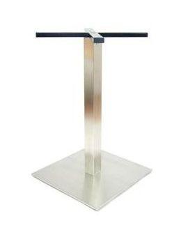 Подстолье из нержавейки R05/72 Inox. Основа. База для стола. Основание. Опора для стола