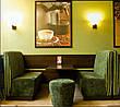 Диван для кафе ХИТ на цоколе. Серия стандарт, фото 2