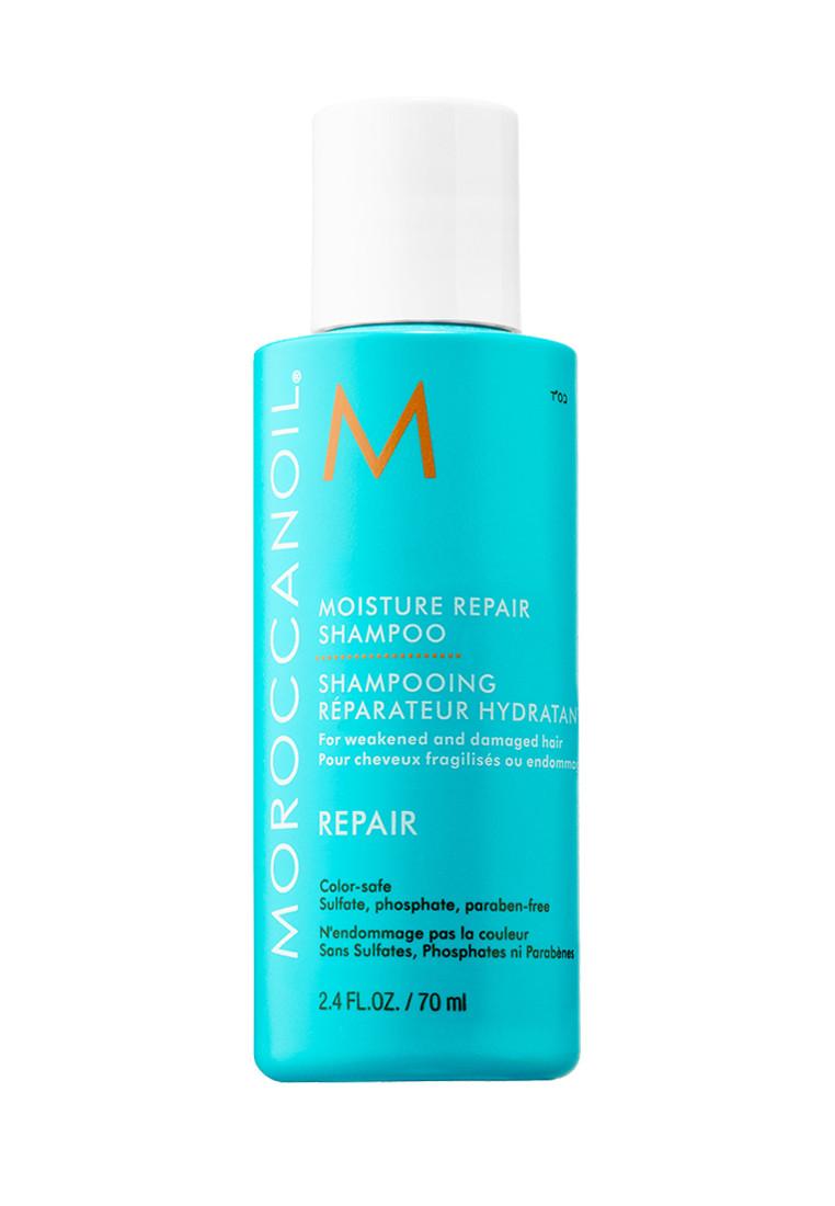 Восстанавливающий увлажняющий шампунь Moroccanoil Moisture Repair Shampoo 70 мл