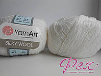 Пряжа ЯрнАрт Силк Вул (YarnArt Silky Wool ) №347