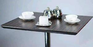 Столешница шпонированная круглая Сакура Д 70 см. Круглая столешница., фото 2