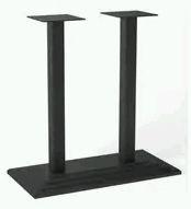 База для прямоугольного стола Рома Дабл. Опора для стола. Подстолье. Основа для стола