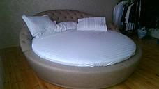 Круглая кровать Инесса. Круглые кровати под заказ в Киеве., фото 2