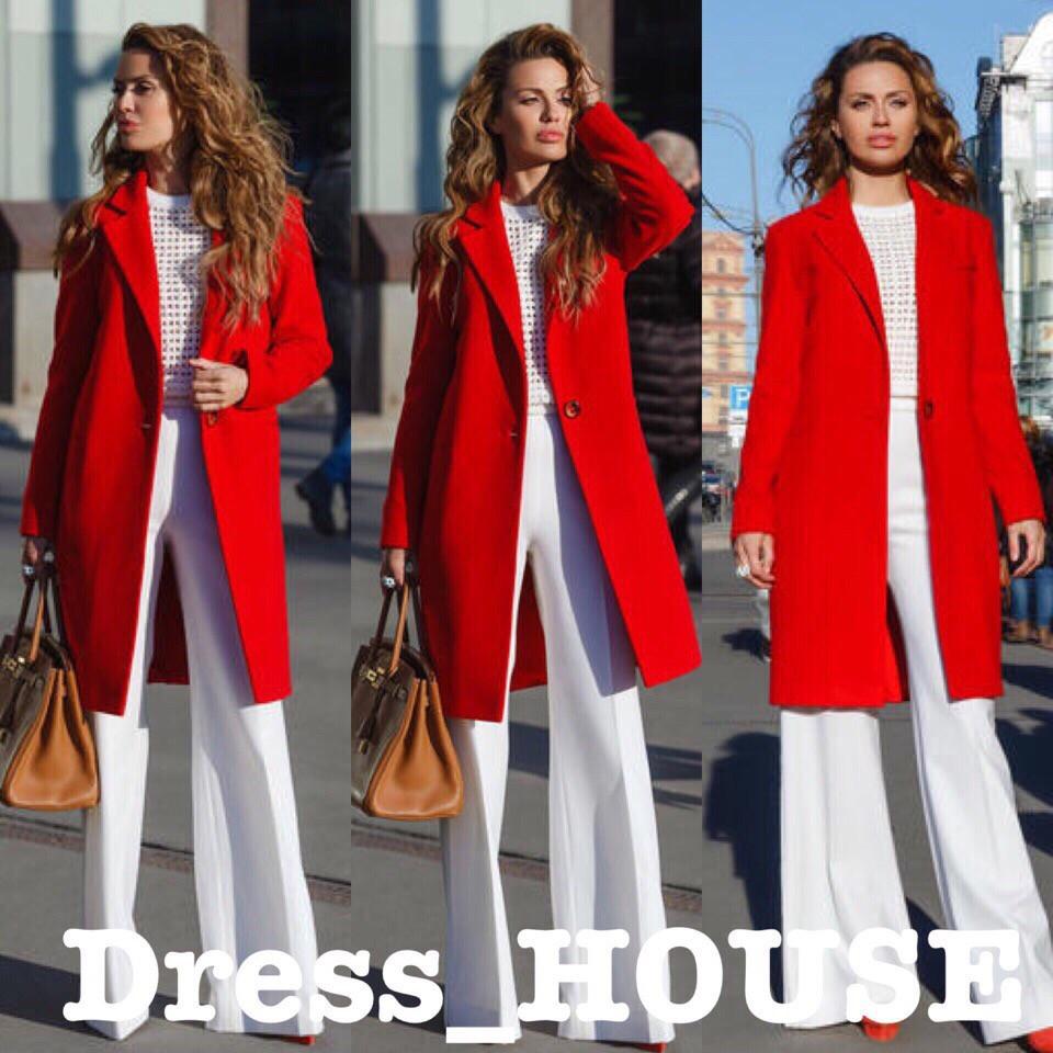 Женское стильное пальто,в расцветках