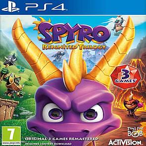 Spyro Reignited Trilogy PS4 ENG