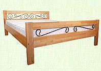 Двоспальне ліжко Гефест С2, фото 1
