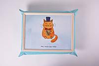 Поднос на подушке Mr. Cat