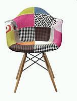 "Кресло ""Прайз"" Domini (пэчворк) (ольха), фото 1"