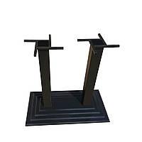 Опора для прямоугольного стола Леман Дабл, фото 1