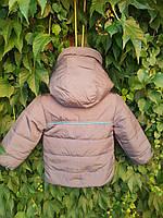 Куртка люкс качества на флисе, фото 1