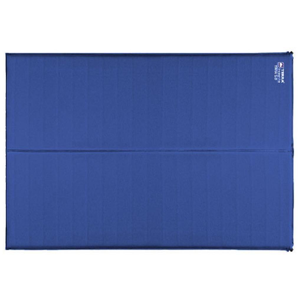 Туристический коврик Terra Incognita Twin 5 blue (4823081502838)