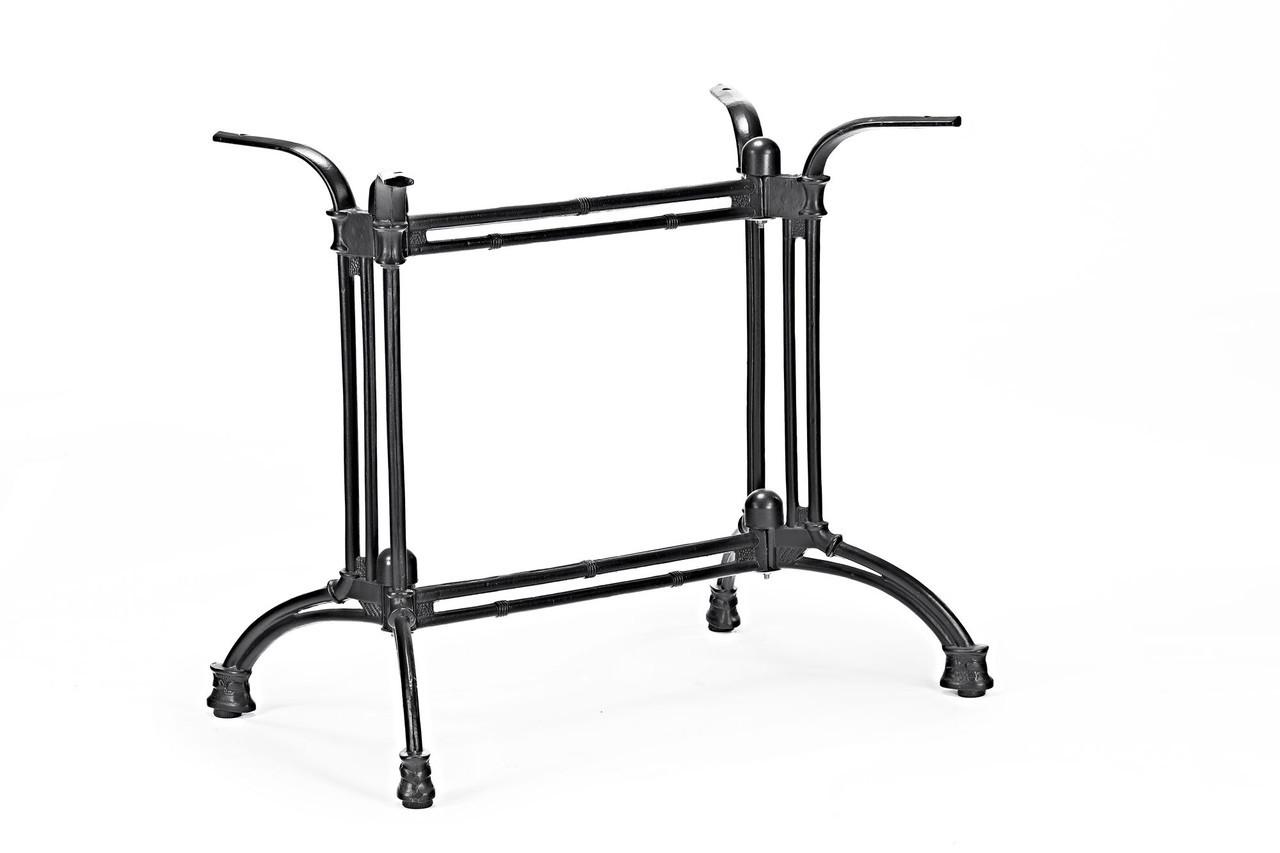 База для прямоугольного или овального стола из чугуна Ray Double ( Рэй Дабл ) н 72 см.