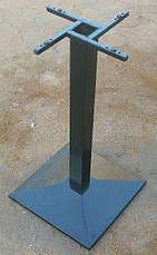 Основание для стола из чугуна Ницца н 725 мм., фото 3