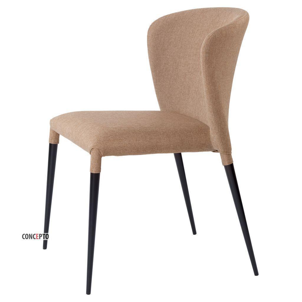 Arthur (Артур) Concepto стул обеденный текстиль золотой песок