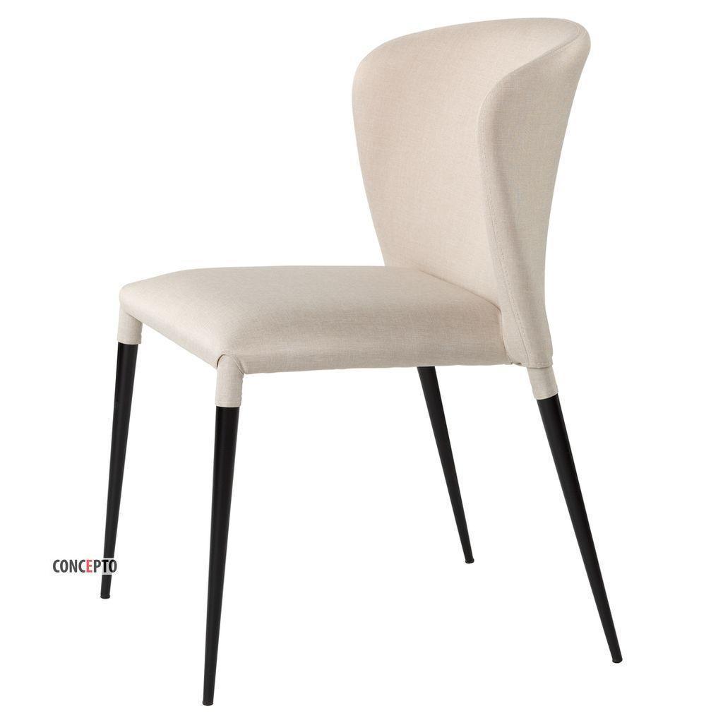 Arthur (Артур) Concepto стул обеденный текстиль светло-бежевый