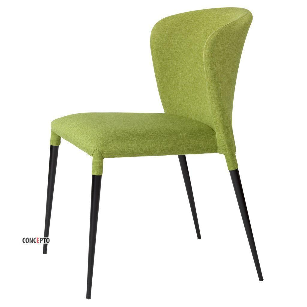 Arthur (Артур) Concepto стул обеденный текстиль зелёный