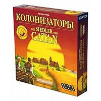 Настольная игра Hobby World Колонизаторы 4-е русское издание (4620011815767), фото 1