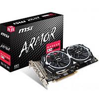 Видеокарта MSI Radeon RX 580 8192Mb ARMOR OC (RX 580 ARMOR 8G OC), фото 1