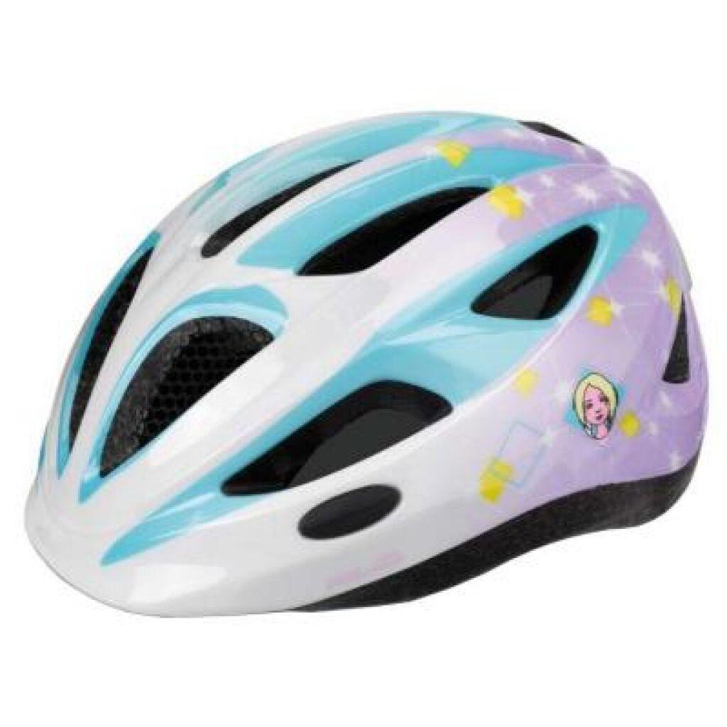 Шлем XLC BH-C17, голубой, S/M (51-55) детский (2500180023)