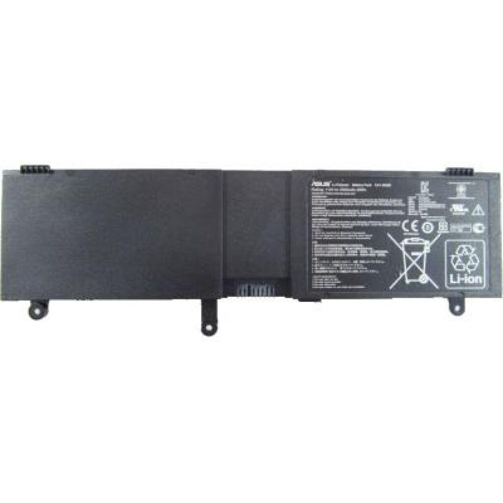 Аккумулятор для ноутбука ASUS Asus C41-N550 3900mAh (59Wh) 4cell 15V Li-ion (A47058)