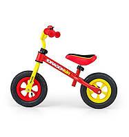 Детский беговел Milly Mally Dragon Air цвет красно-желтый (yellow-red)