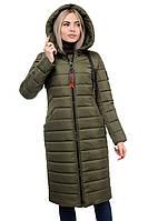 Пуховик зимний женский подкладка флис Зарина Размер 46-48 Новинка Зима 2020!