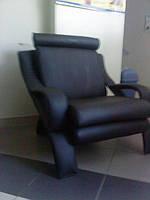 Перетяжка кресла.Глазной Центр.