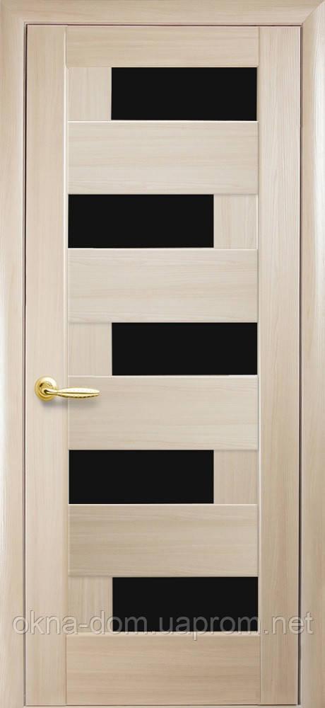 Двери межкомнатные Новый Стиль Пиана BLK Р