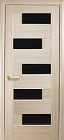 Двери межкомнатные Новый Стиль Пиана BLK Р, фото 1