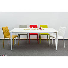 Basic (Бэйсик) Concepto стул кожзам горчично-жёлтый, фото 2