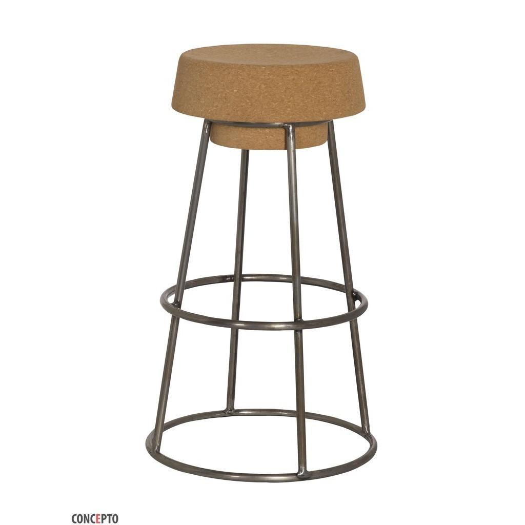 Cork (Корк) Concepto барный стул из пробки