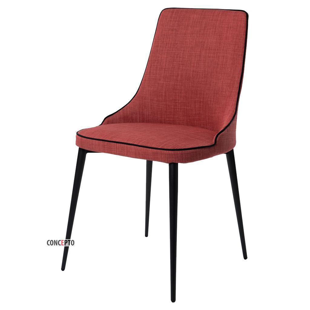 Elegance (Элеганс) Concepto стул текстиль терракота