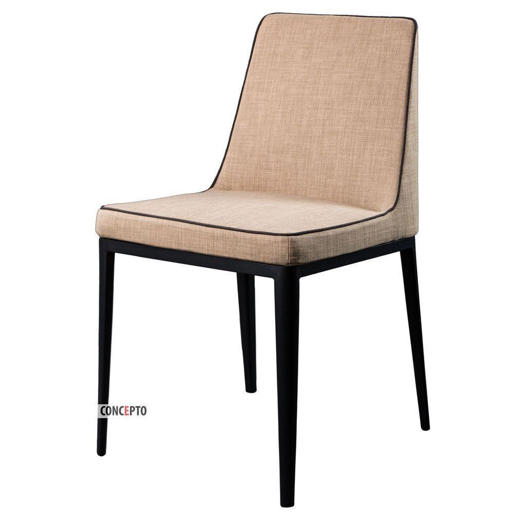Gentleman (Джентльмен) Concepto стул мягкий пепельно-бежевый