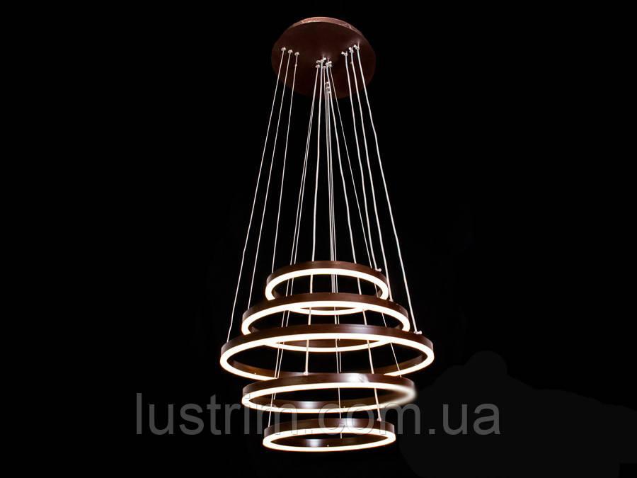 Современная светодиодная люстра, 155W