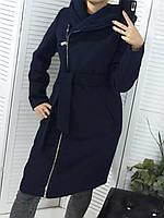 Женское пальто утепленное с капюшоном,зима 46-50, фото 1