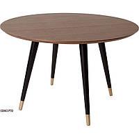 Stuart (Стюарт) Concepto стол круглый грецкий орех 120 см, фото 1