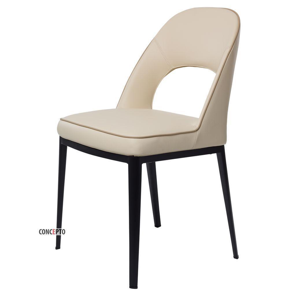 Toledo (Толедо) Concepto стул обеденный кожзам молочный айвори