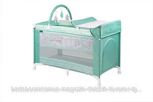 Кровать - манеж LORELLI Verona 2 plus