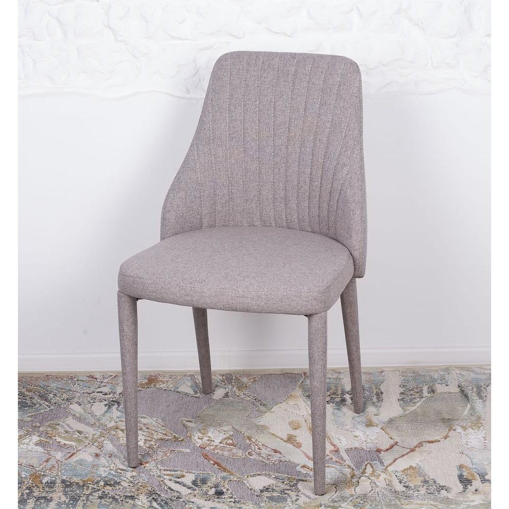 Alicante (Аликанте) стул мягкий светло-серый