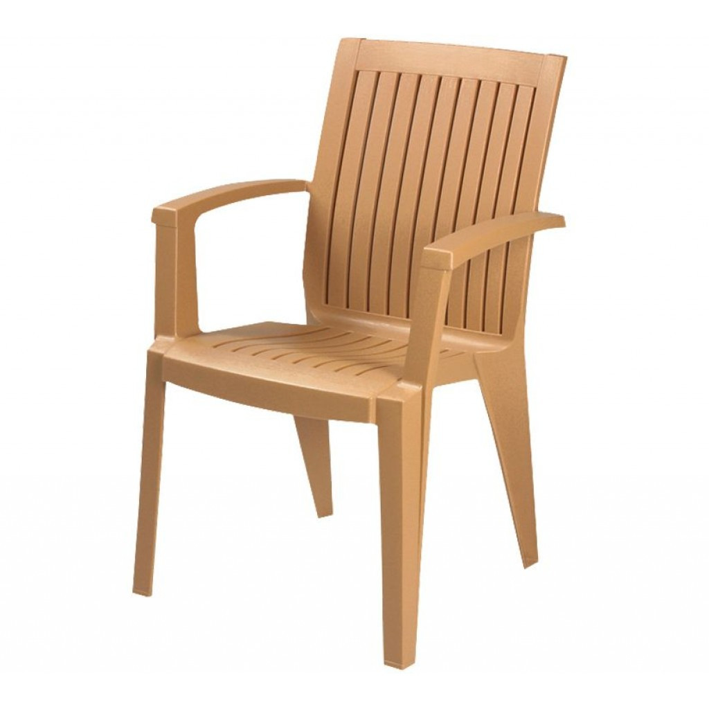Alize (Ализе) кресло пластиковое тик