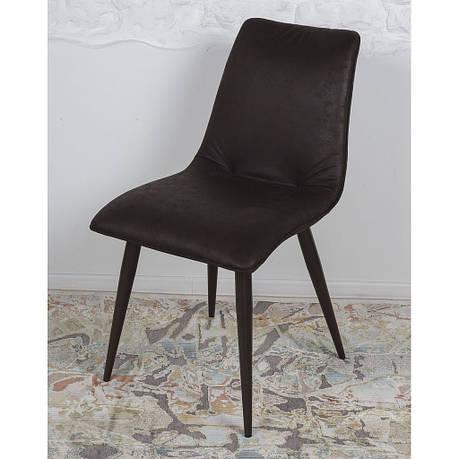 Bremen (Бремен) стул кожзам коричневый, фото 2