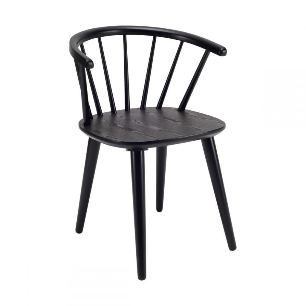 Caley (Кэйли) стул чёрный