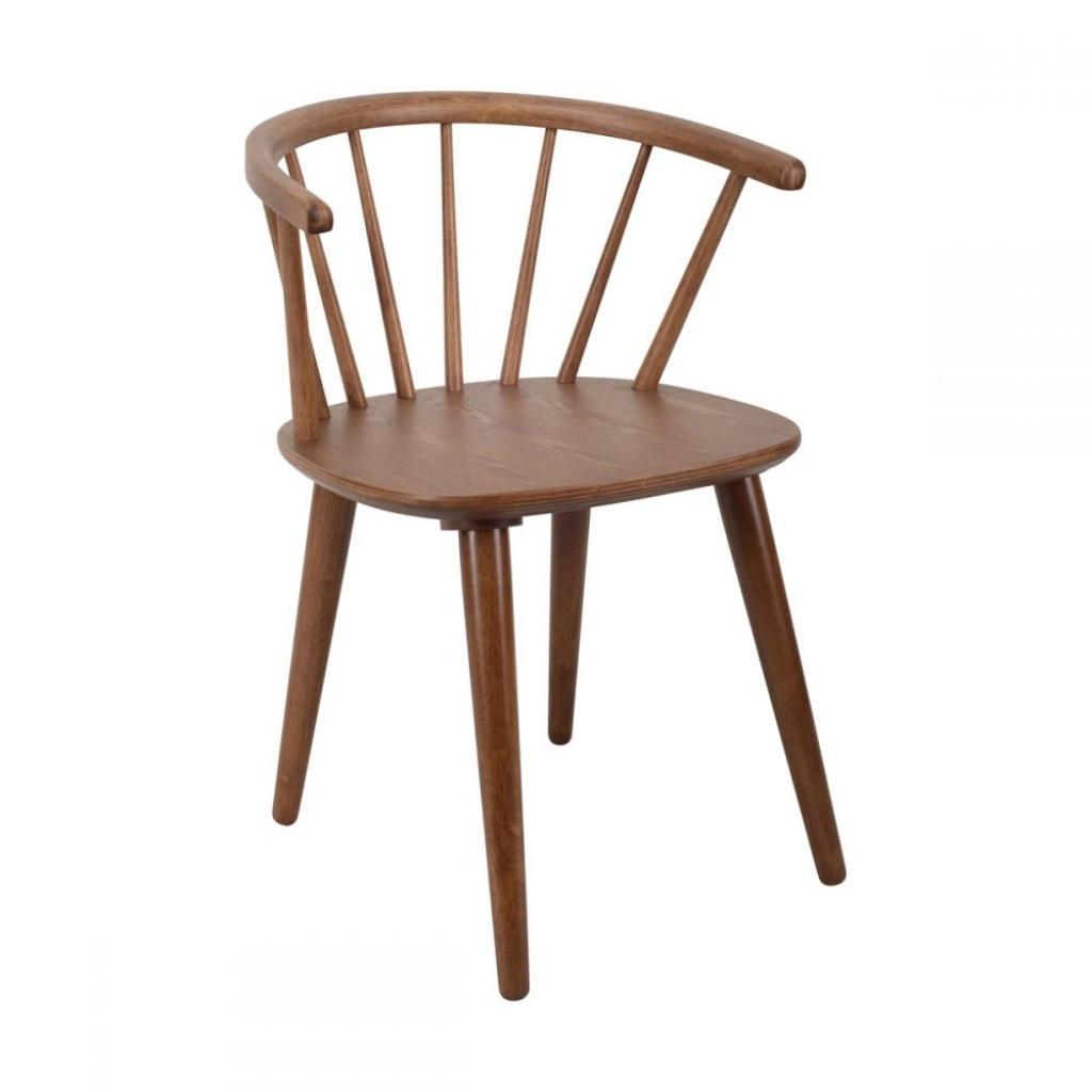 Caley (Кэйли) стул коричневый