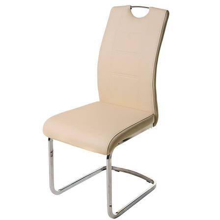Casey (Кейси) стул кожзам бежевый, фото 2