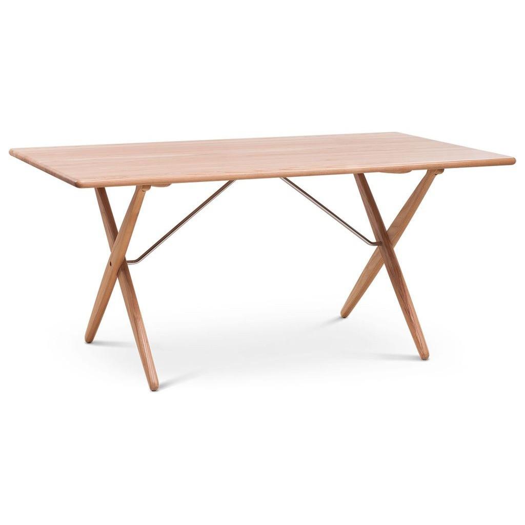 Cross Legged (Кросс Легд) обеденный стол светлое дерево