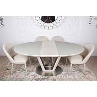 Denver (Денвер) стол раскладной 140-180 см капучино