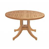 Diva (Дива) стол пластиковый круглый Д105 см тик